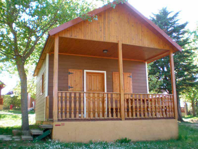 Cabaña de madera en Salamanca para despedidas