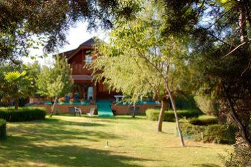 Chalets para despedidas de soltero en Salamanca