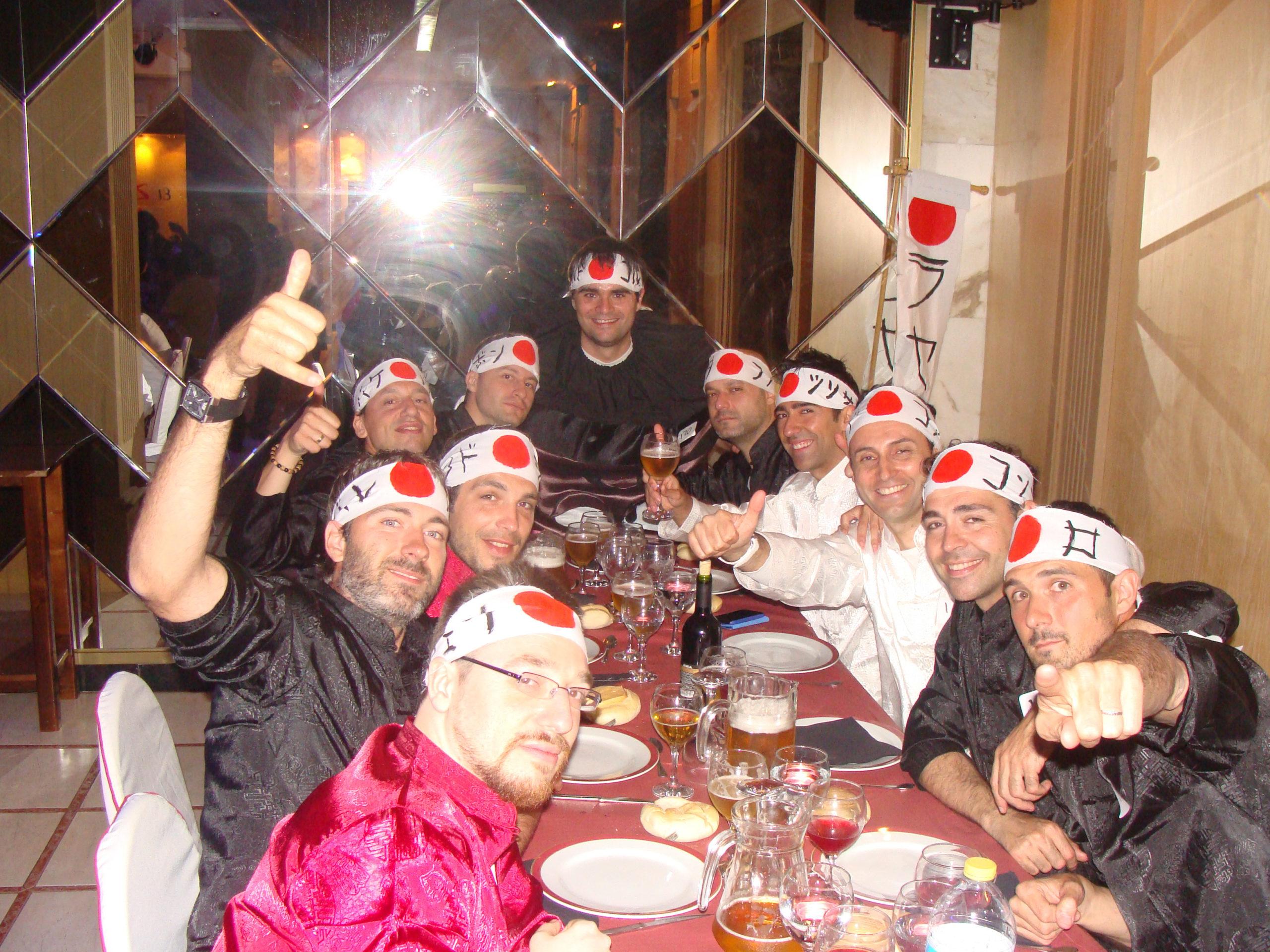 Cena espectáculo en restaurante en Salamanca