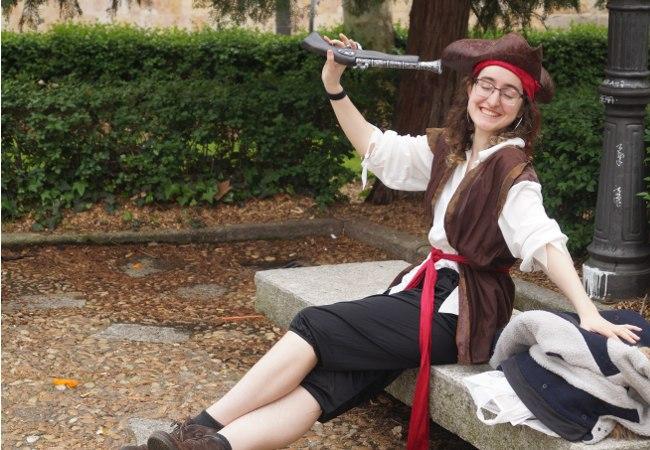 Gymkana pirata para despedidas de soltero