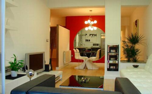 Apartamento elegante para despedidas de soltera